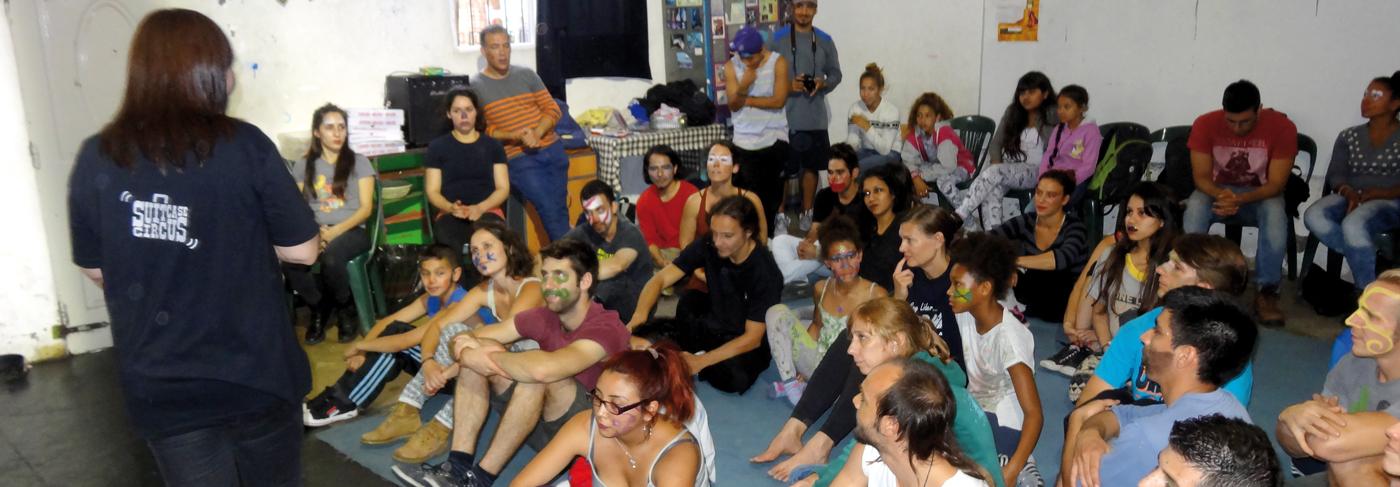 Seminar in Argentina