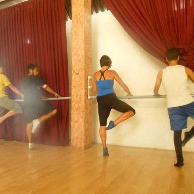 1 - Ballet Class