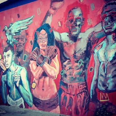 boxing club at villa 24