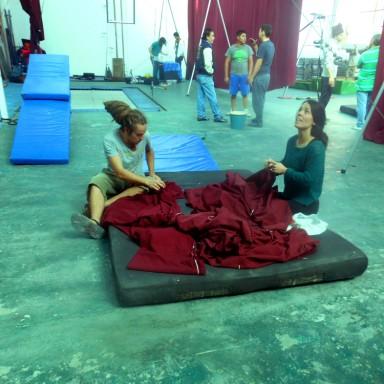10 - Preparing Circus Festival