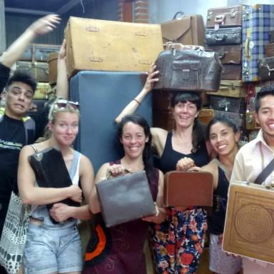 Suitcase Circus!