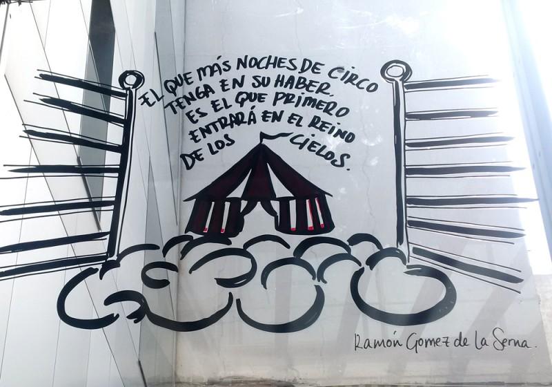 The Circus Nearer to heaven